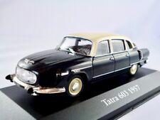 Tatra 603  1956-1963  schwarz/cremeweiss   /    IXO / ATLAS   1:43