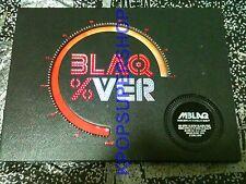 MBLAQ M-BLAQ BLAQ%VER 4th Mini Album Special CD Autographed Signed Photobook