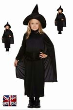 Witch Costume Girls Halloween Trick Or Treat Fancy Dressing up/1 Free glow stick