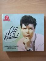 Cliff Richard : The Absolutely Essential 3 CD Collection CD Box Set 3 discs VGC+