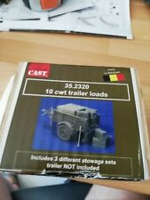 RESICAST 1:35 10cwt trailer loads 35.2320