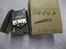 1948 Dodge D24 car NOS Fuel Gauge 2 terminals 1244505 Mopar after 31022900