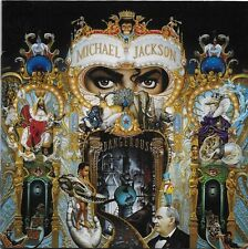 Dangerous by Michael Jackson CD Nov 1991 Michael Jackson Productions!