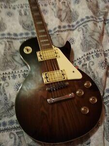 Vintage Hohner Rockwood LX 250 G Les Paul Guitar UPGRADED TUNER'S