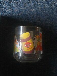Vegemite Glass rare find NZ Kiwi sports. Cricket yachting netball rugby