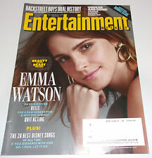 Emma Watson Entertainment Weekly Feb Mar 2017 Vampire Diaries TR Knight BSB