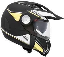 Casco helmet capacete crossover tourer NERO GIALLO GIVI hx01 7 in 1 taglia M