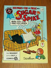 DC BLUE RIBBON DIGEST BEST OF #47 SUGAR AND SPIKE 1984 BRITISH POCKET BOOK