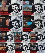 JUNIOR BONNER Italian fotobusta photobusta movie poster x10 STEVE MCQUEEN NM