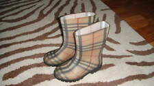 AUTHENTIC BURBERRY GIRLS BOOTS 29 11 12 13