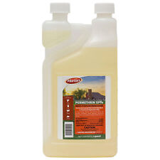Permethrin 10% Multi-Purpose Insecticide Concentrate Use Indoors Outdoors 1 Qt