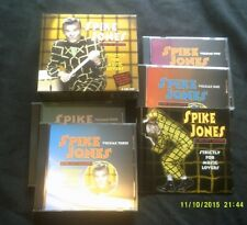 SPIKE JONES-STRICTLY FOR MUSIC LOVERS 4 CD BOXSET