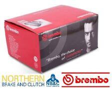 BREMBO FRONT BRAKE PADS suit HOLDEN VE REDLINE UTE WITH BREMBO FRONT BRAKES