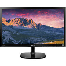 LG Electronics 22 Inch IPS Full HD 1080p LED Monitor - Black 22MP48HQ-P