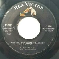 Rare Elvis Presley and the Jordanaires RCA Victor 45 EP I Gotta Know