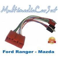 Cavo Autoradio Radio Collegamento Iso Mazda 2 3 5 6 Demio Premacy 4725