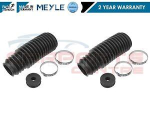 FOR BMW 3 SERIES E46 INNER STEERING RACK BOOT GAITER BELLOWS CLIPS 32131096910