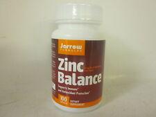 Zinc Balance 100 Capules  Zinc 15 mg  Copper 1mg