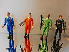 Vintage Galoob A Team Action Figure Set W Weapons B.A. Face Murdock Hannibal