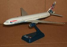 1/175 Scale Boeing 757 Airplane Plastic Model British Airways Jet Plane Replica