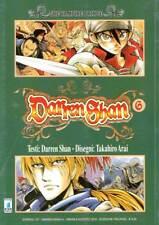 manga STAR COMICS DARREN SHAN NUMERO 6