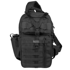 Maxpedition 0432B Gearslinger Single Shoulder Backpack, Black, New w/Tag