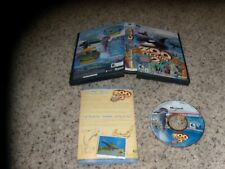 Zoo Tycoon 2 Marine Mania Expansion Pack (PC, 2006) game with case