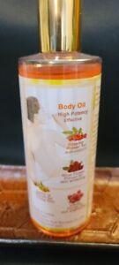 Organic Full Body Whitening Dark Black Skin Effective Gluta,Arbutin,V/A,C,E Oil