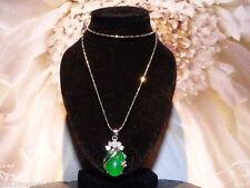 Markenlose Halsketten & Anhänger mit Bewusstseins echten Edelsteinen für Damen