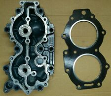 CYLINDER HEAD & NEW GASKET YAMAHA MARINER OUTBOARD 40HP `6E9` `676` used