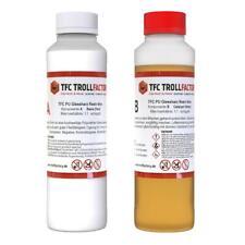 TFC PU Polyurethan PUR Schnell Giessharz Resin Modellbau 9min 1:1 1kg