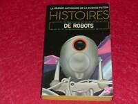 [BIBLIOTHEQUE H. & P.-J. OSWALD] HISTOIRES DE ROBOTS COLL.GASF SF 1976