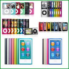 Apple iPod Nano 1st, 2nd, 3rd, 4th, 5th, 6th, 7th, 8th Generation 4GB, 8GB, 16GB