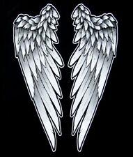 GOTHIC GOTH ANGEL FALLEN ANGEL FAIRY OVERSIZE WINGS T-SHIRT XT51