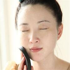Black Natural Bamboo Charcoal Facial Puff Face Washing Cleansing Sponge Nice