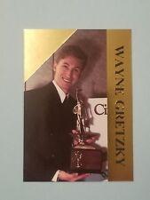 1992 Krown International Wayne Gretzky Hockey Card