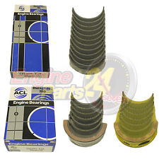 HOLDEN 149 161 179 186 MAIN & CONROD BEARINGS ACL 7M2384 6B2380 IN STD 010 020