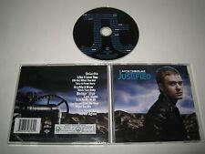 JUSTIN TIMBERLAKE/JUSTIFIED(JIVE/82876 59853 2)CD ALBUM