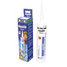 JBL AquaSil 310 ml - Noir - Silicone adhésif aquarium silikonkleber