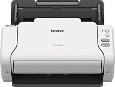 528801 Brother Ads-2200 Scanner Documentale Desktop con Duplex USB Bianco
