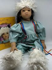 Annette Himstedt Doll Kima 70 Cm. Top Condition