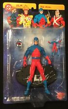 "DC DIRECT UNIVERSE The Atom 7"" action figure & stand JUSTICE LEAGUE series 2 JLA"