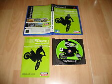 JEREMY McGRATH SUPERCROSS WORLD DE ACCLAIM PARA LA SONY PS2 USADO COMPLETO