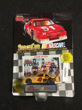 RACING CHAMPIONS ERNIE IRVAN #4 CHEVY LUMINA 1/64 WITH CARD & STAND
