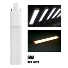 6W 2-Pin G23/GX23 LED Bulb Compact Fluorescent Lamp Bulb Lighting Fixtures ZY