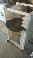 New Age Pizza Pan Rack Counter Height 13 pan Capacity