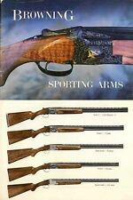 Browning 1966 Shotguns, Rifles, Pistols, Archery Catalog