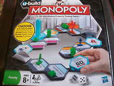 Monopoly U Build Game Choose How Long You Play Complete and VGC Free P+P