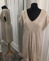BNWT Mint Velvet Knitted Dress/Top Size 14
