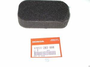 Genuine Honda 17211-ZB2-000 Air Filter Element OEM